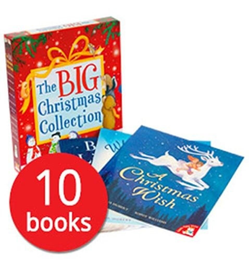 My Big Box of Christmas Stories Collection - 10 Books