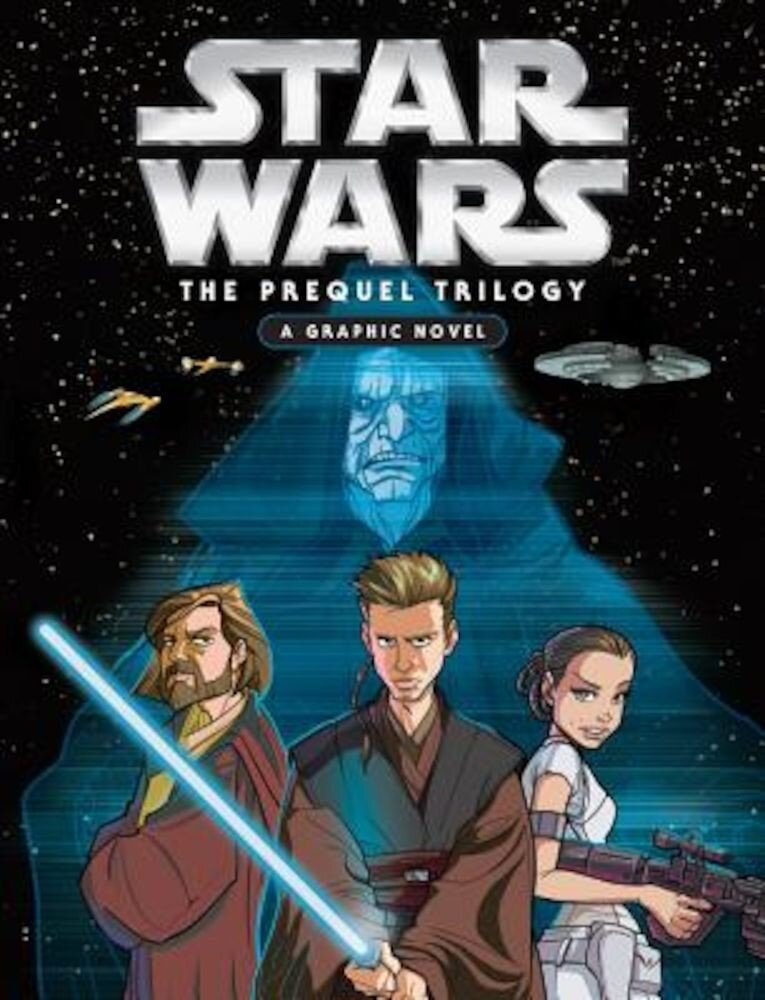 Star Wars: Prequel Trilogy Graphic Novel, Hardcover