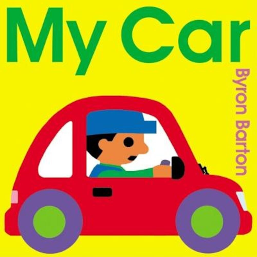 My Car Board Book, Hardcover