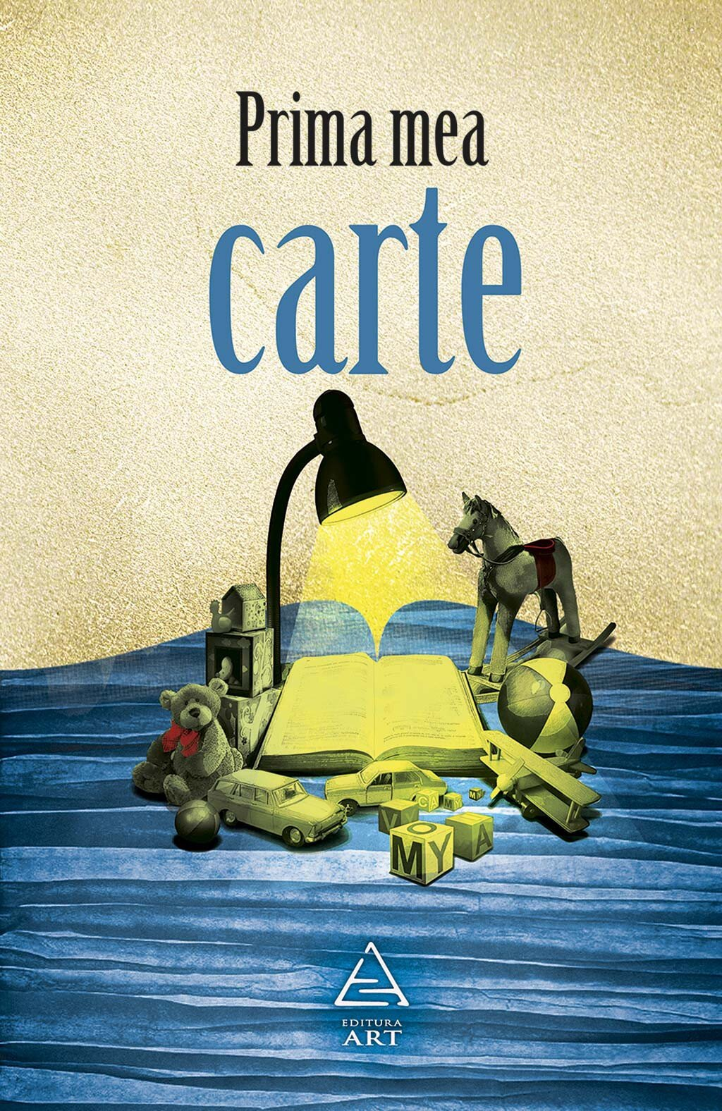 Prima mea carte (eBook)