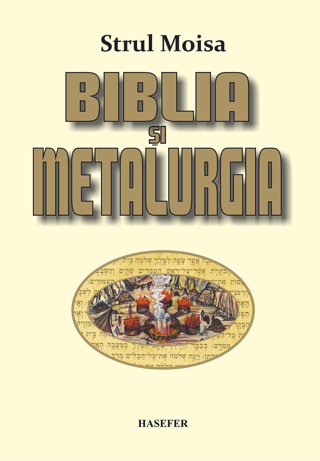 Biblia si metalurgia PDF (Download eBook)