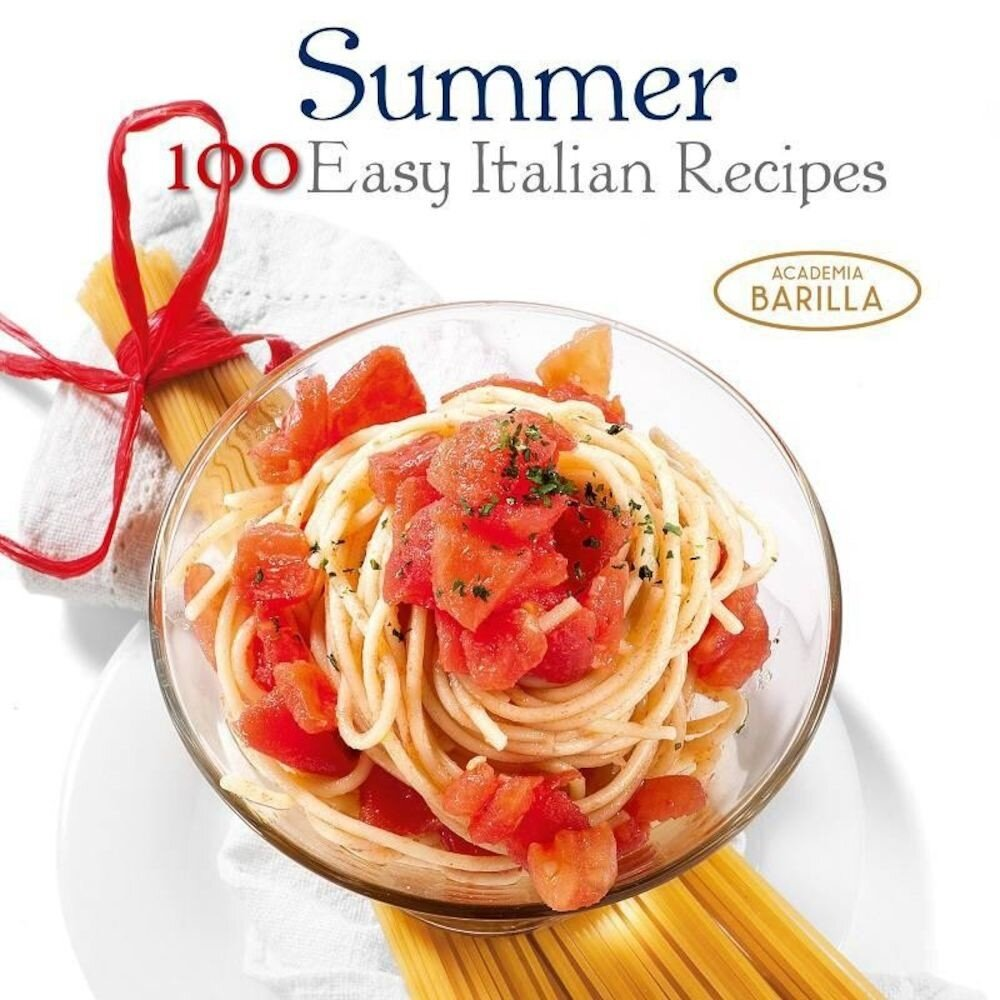 Coperta Carte Summer: 100 Easy Italian Recipes