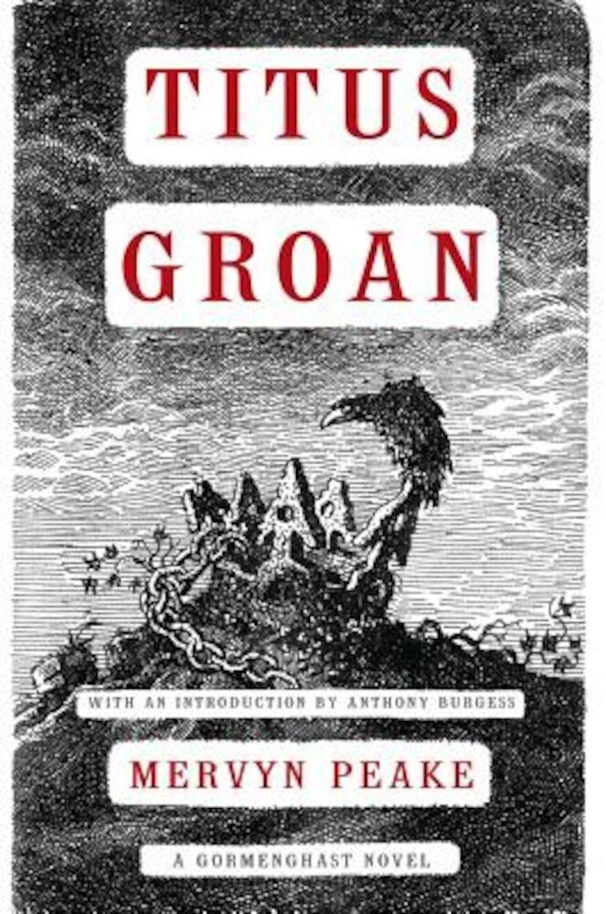 Titus Groan, Paperback