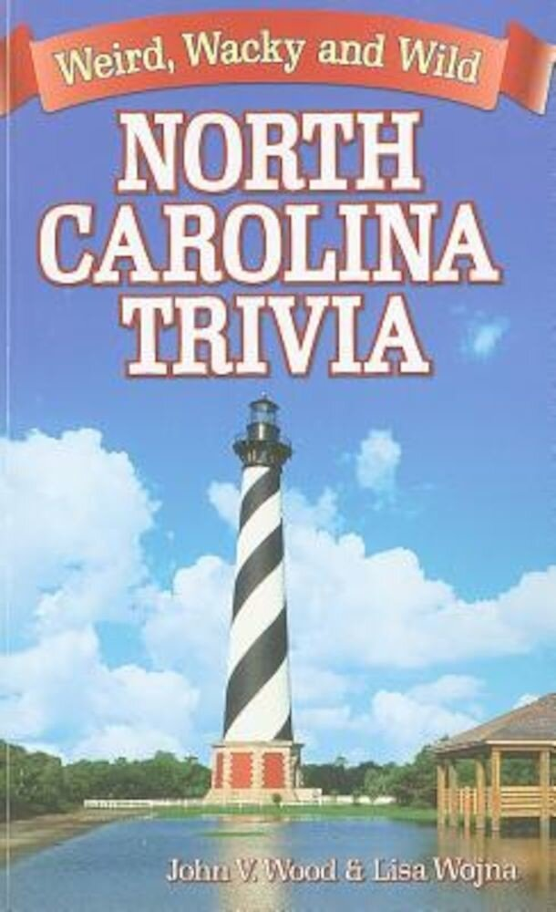 North Carolina Trivia, Paperback