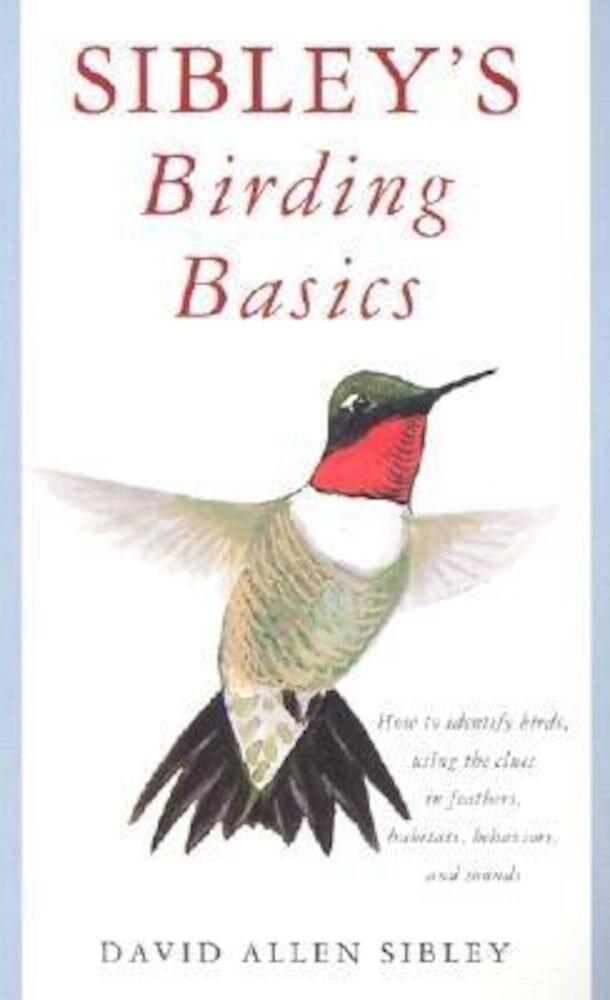 Sibley's Birding Basics, Paperback