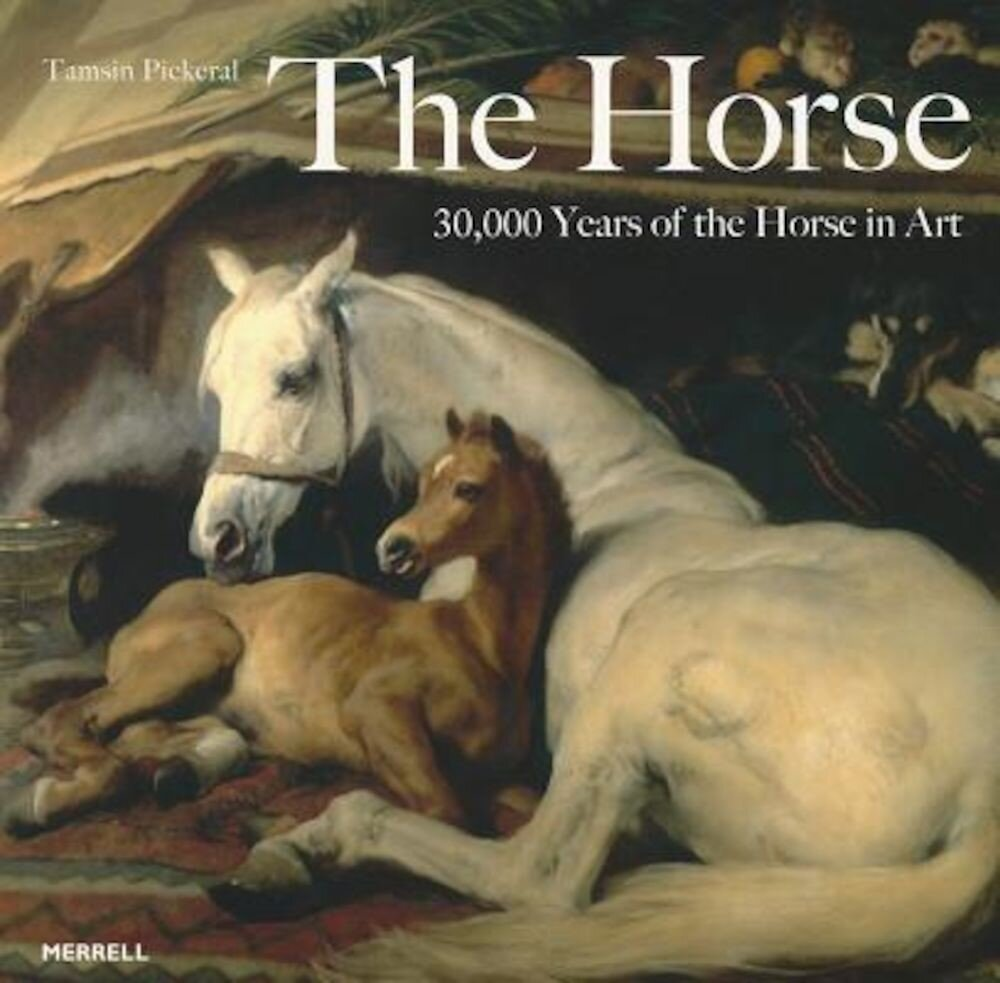 The Horse: 30,000 Years of the Horse in Art, Paperback