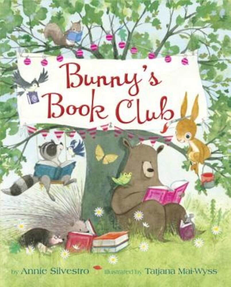 Bunny's Book Club, Hardcover