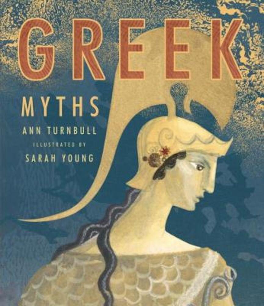 Greek Myths, Hardcover