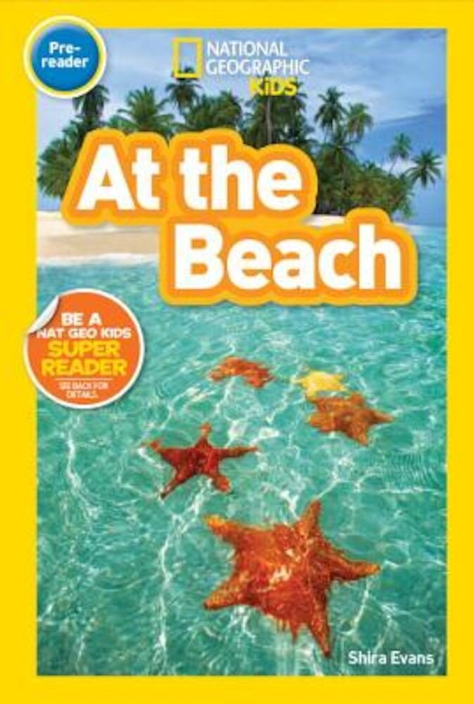 National Geographic Readers: At the Beach, Paperback