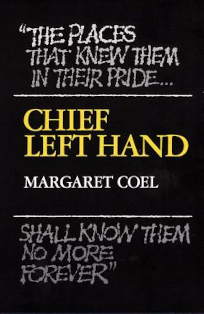 Chief Left Hand: Southern Arapaho, Paperback