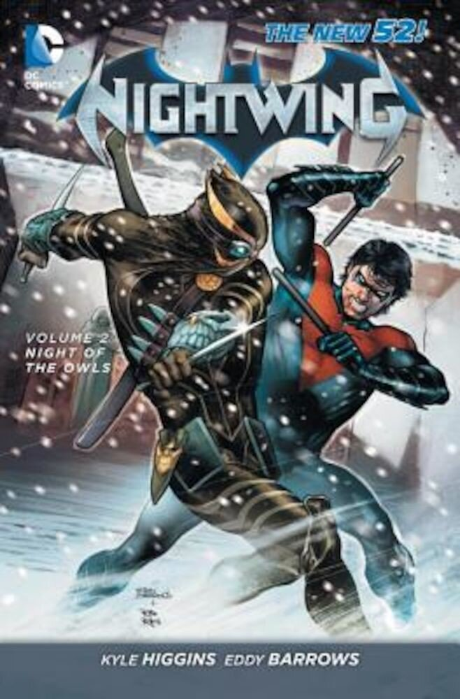 Nightwing Vol. 2: Night of the Owls (the New 52), Paperback