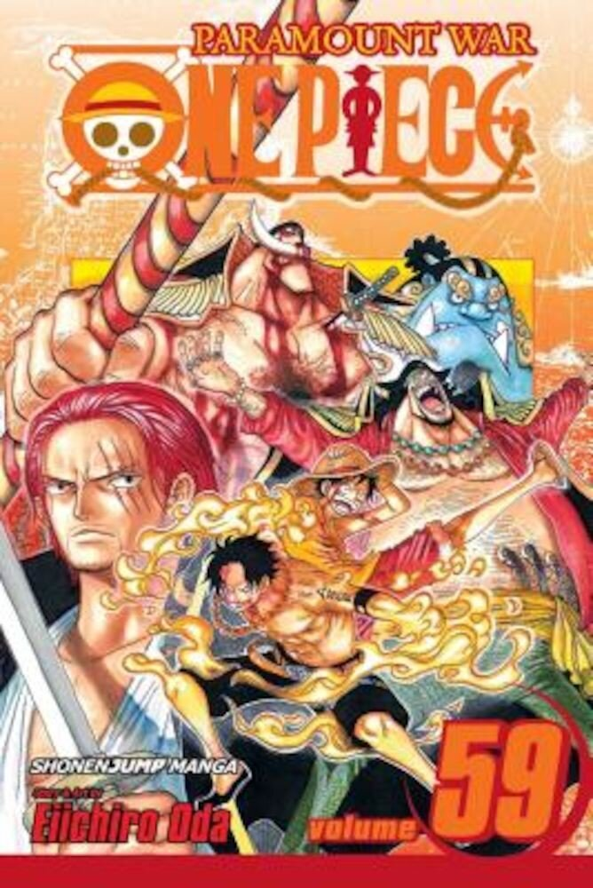 One Piece, Volume 59, Paperback