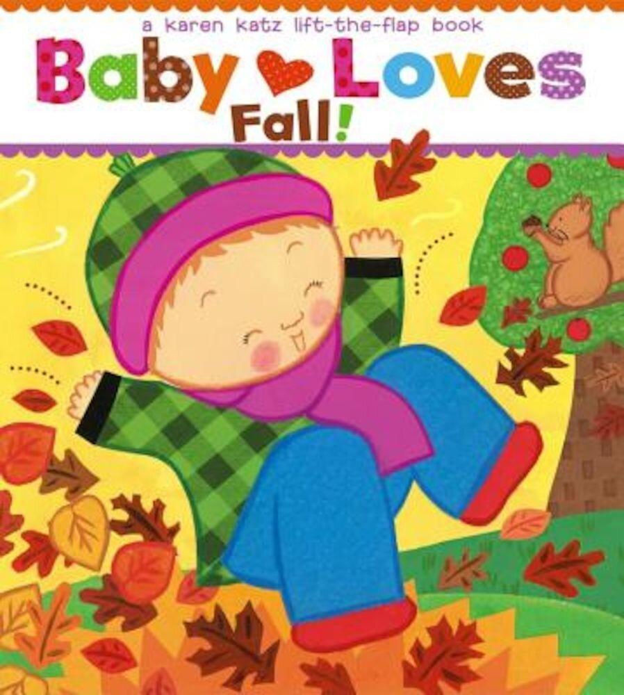 Baby Loves Fall!, Hardcover