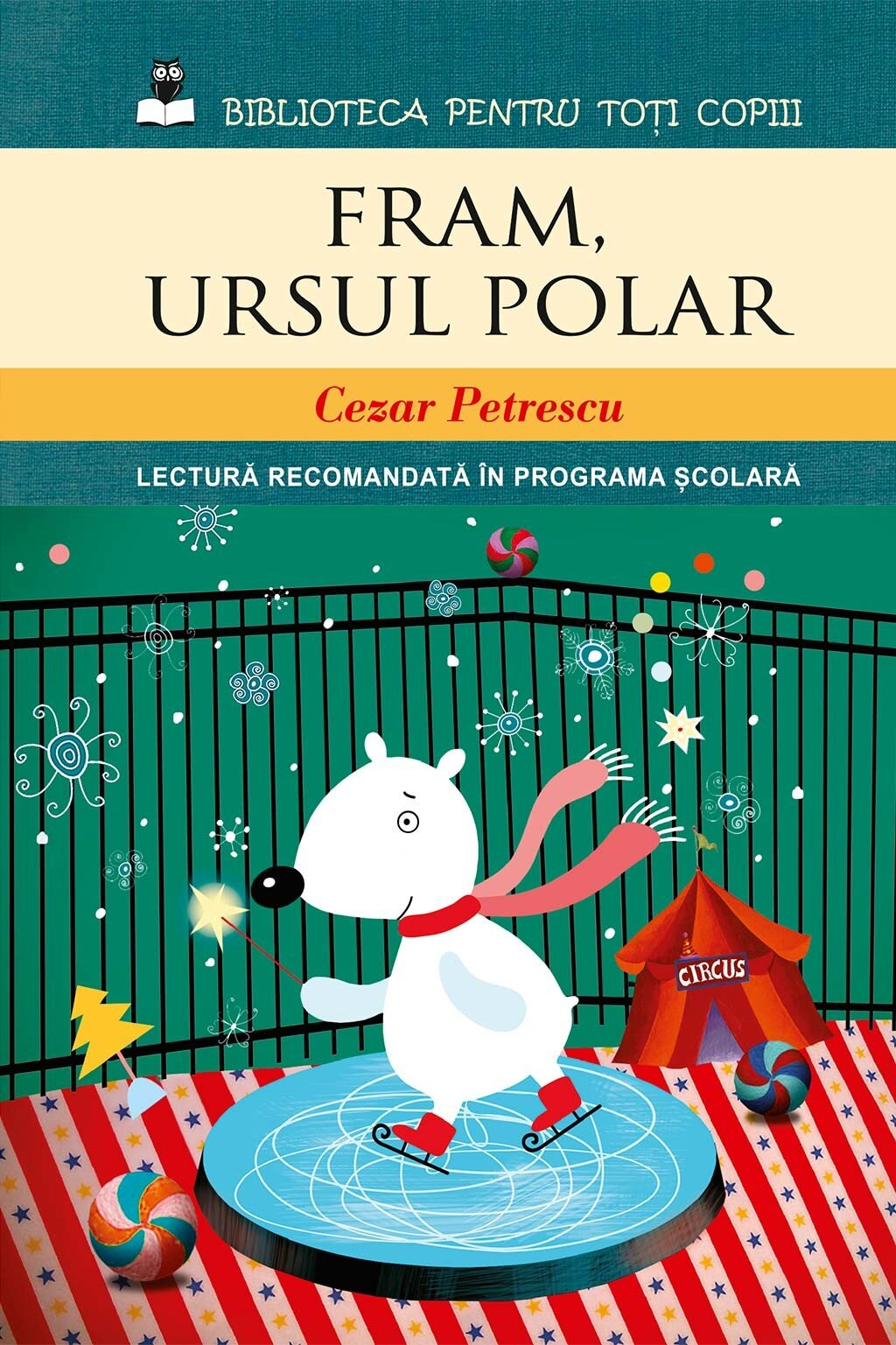 Fram, ursul polar (eBook)
