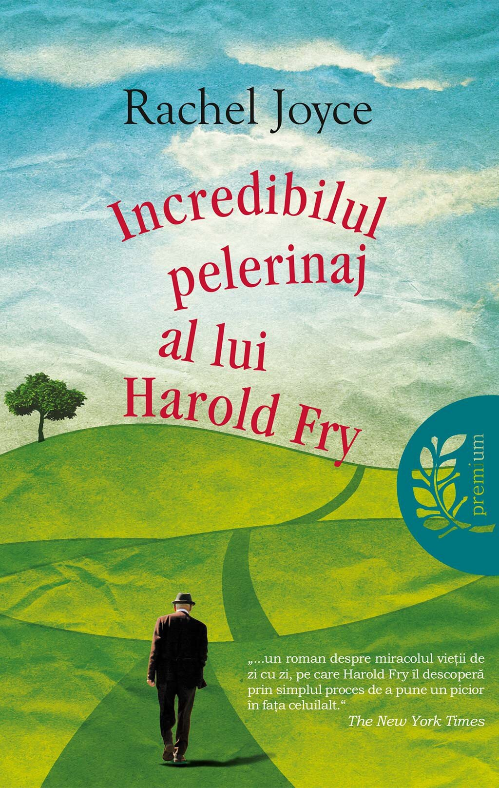Incredibilul pelerinaj al lui Harold Fry (eBook)