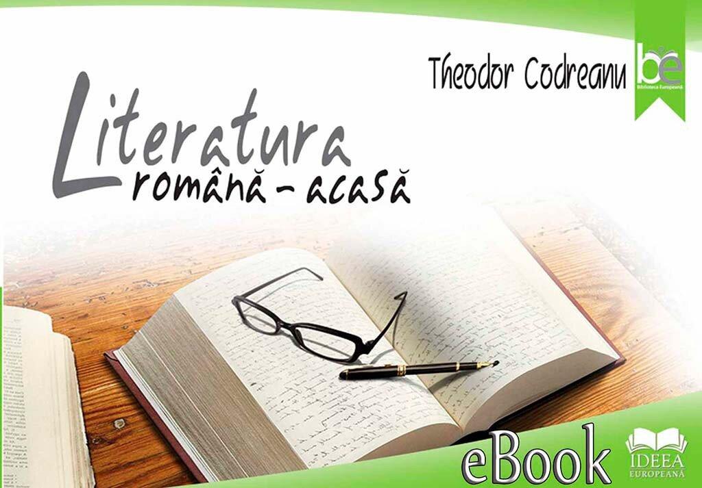 Literatura romana – acasa (eBook)