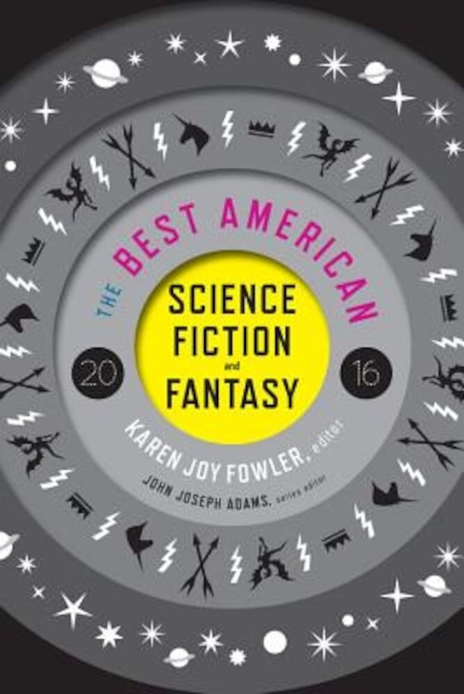 The Best American Science Fiction and Fantasy, Paperback