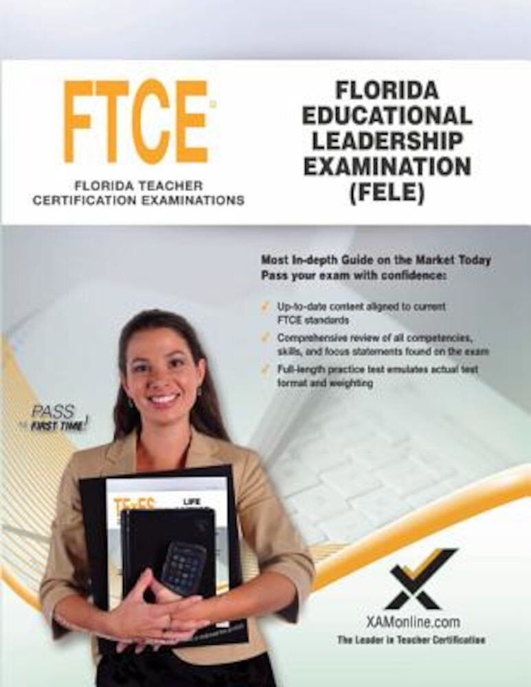Florida Educational Leadership Examination (Fele), Paperback