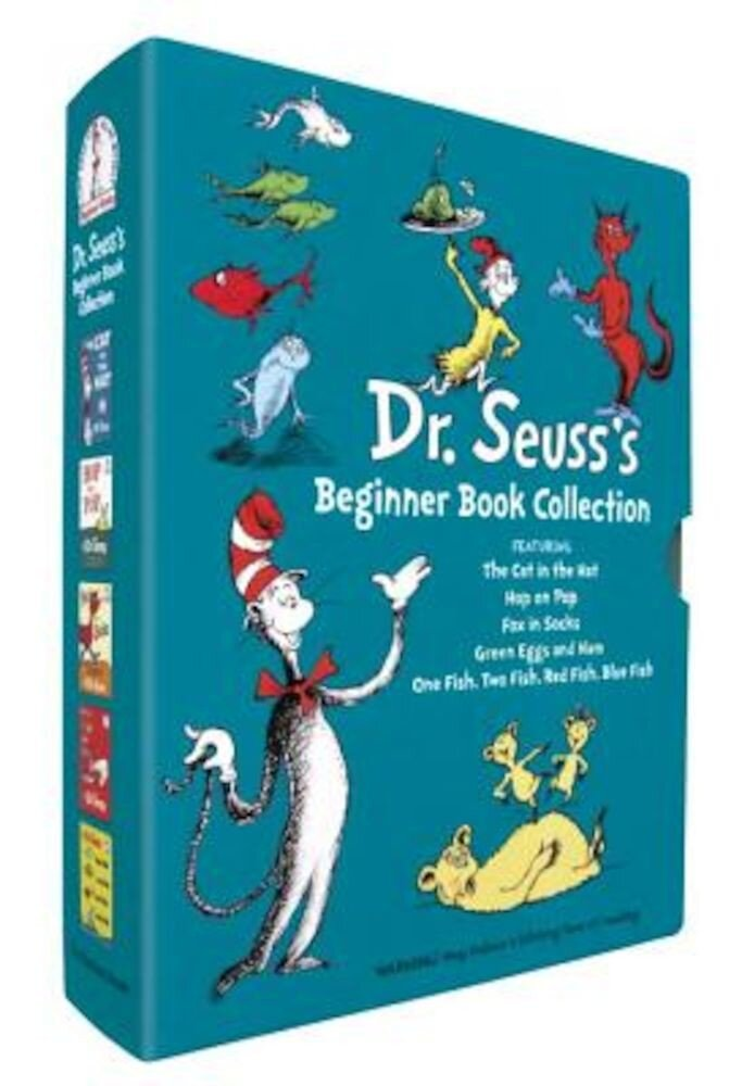 Dr. Seuss's Beginner Book Collection, Hardcover