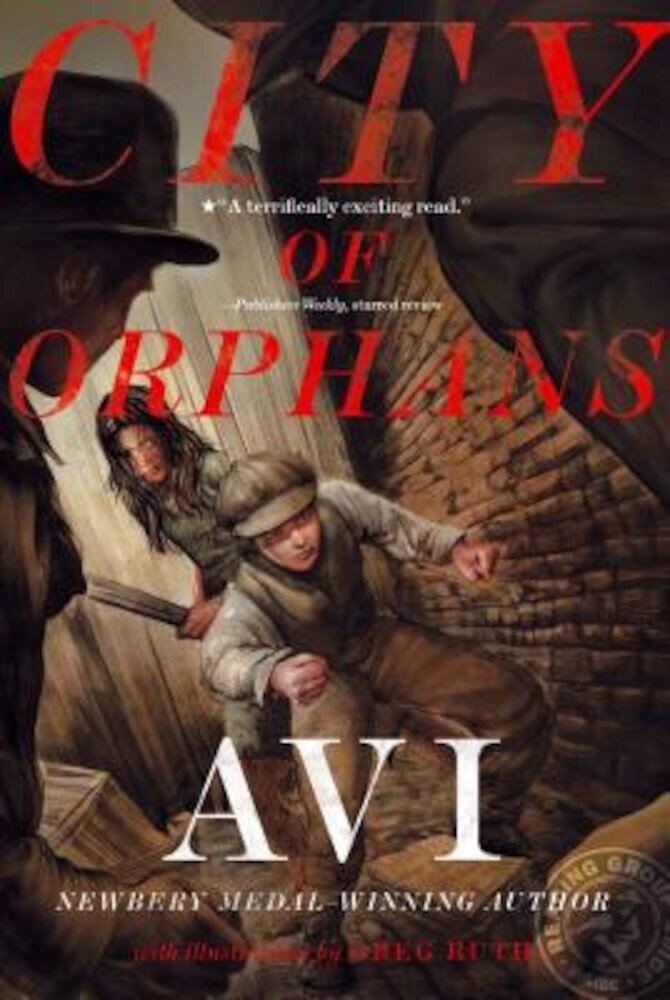 City of Orphans, Paperback