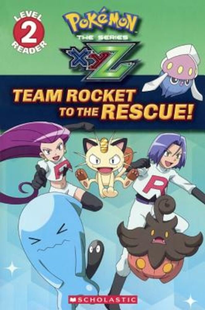 Team Rocket to the Rescue!, Hardcover