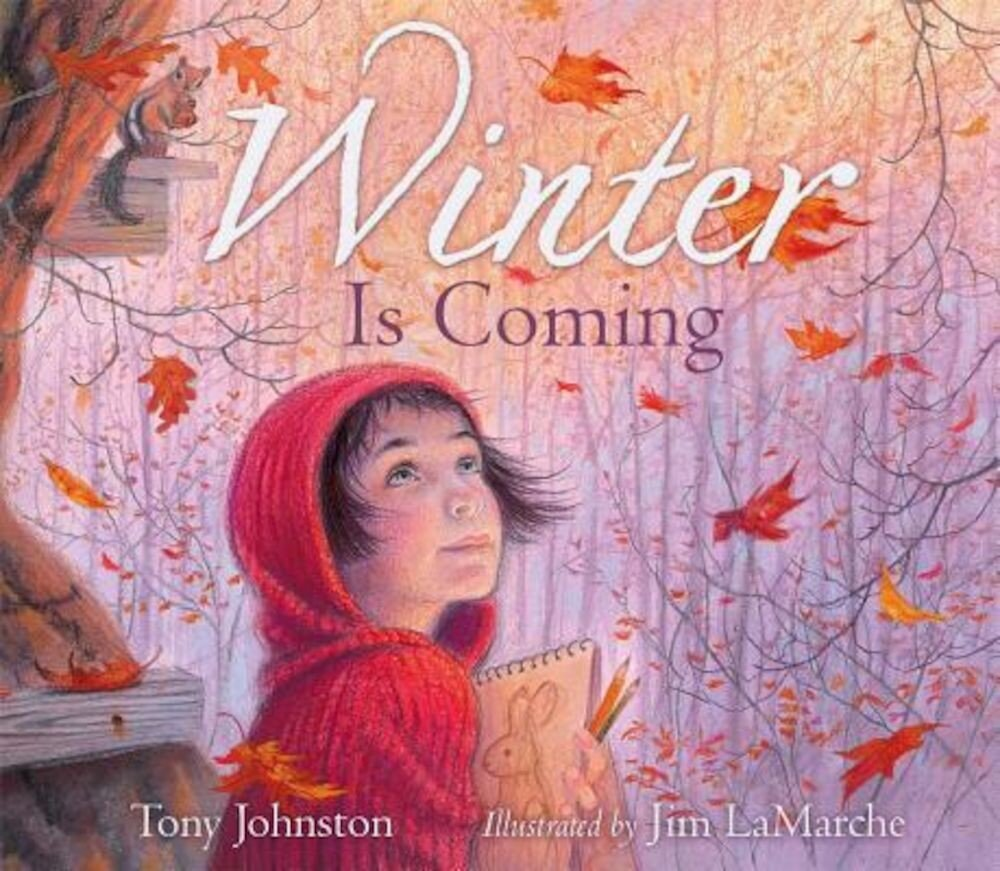 Winter Is Coming, Hardcover