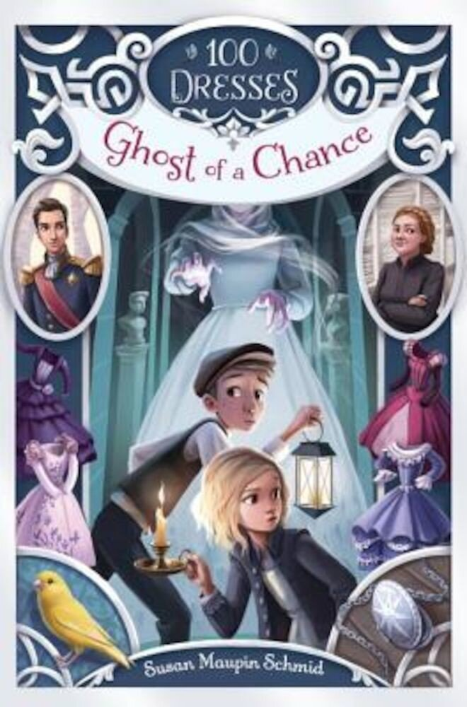Ghost of a Chance, Hardcover