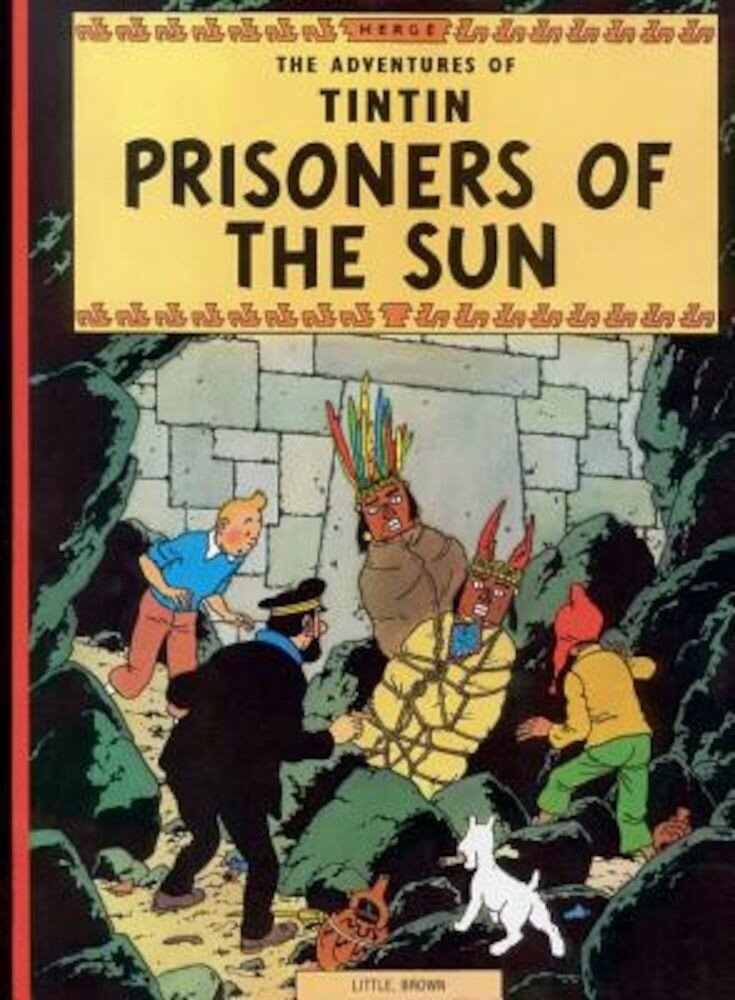 The Adventures of Tintin: Prisoners of the Sun, Paperback
