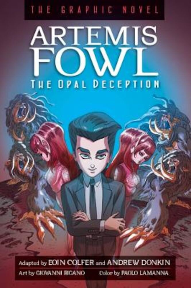 Artemis Fowl: The Opal Deception: The Graphic Novel, Paperback