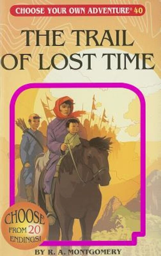 The Trail of Lost Time, Paperback