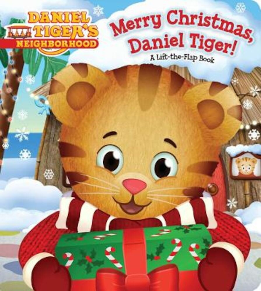 Merry Christmas, Daniel Tiger!, Hardcover