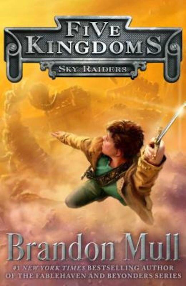 Sky Raiders, Hardcover
