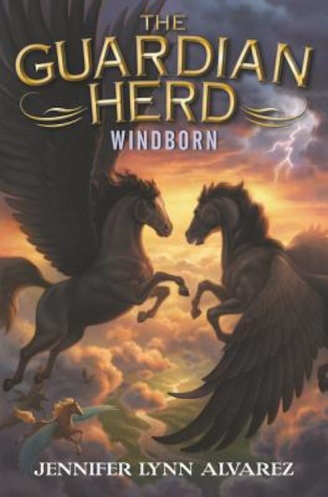 The Guardian Herd: Windborn, Hardcover