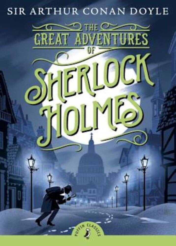 The Great Adventures of Sherlock Holmes, Paperback
