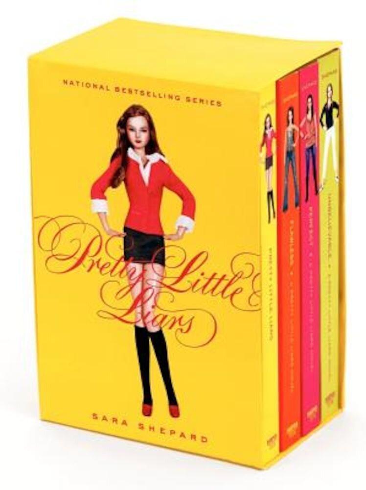 Pretty Little Liars, Paperback