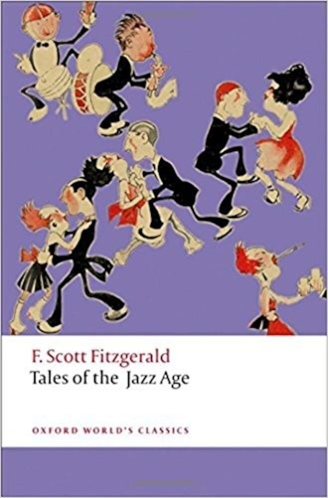 Coperta Carte Tales of the Jazz Age
