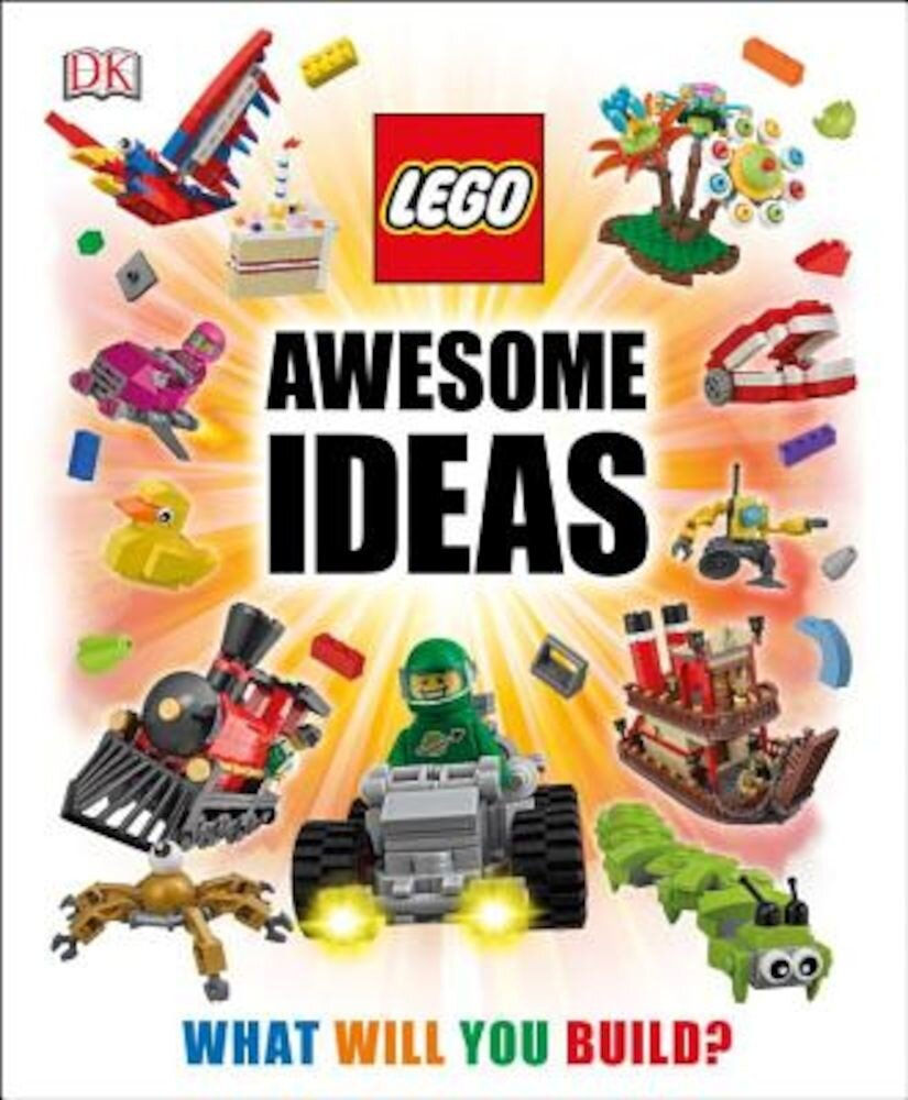 Lego Awesome Ideas, Hardcover