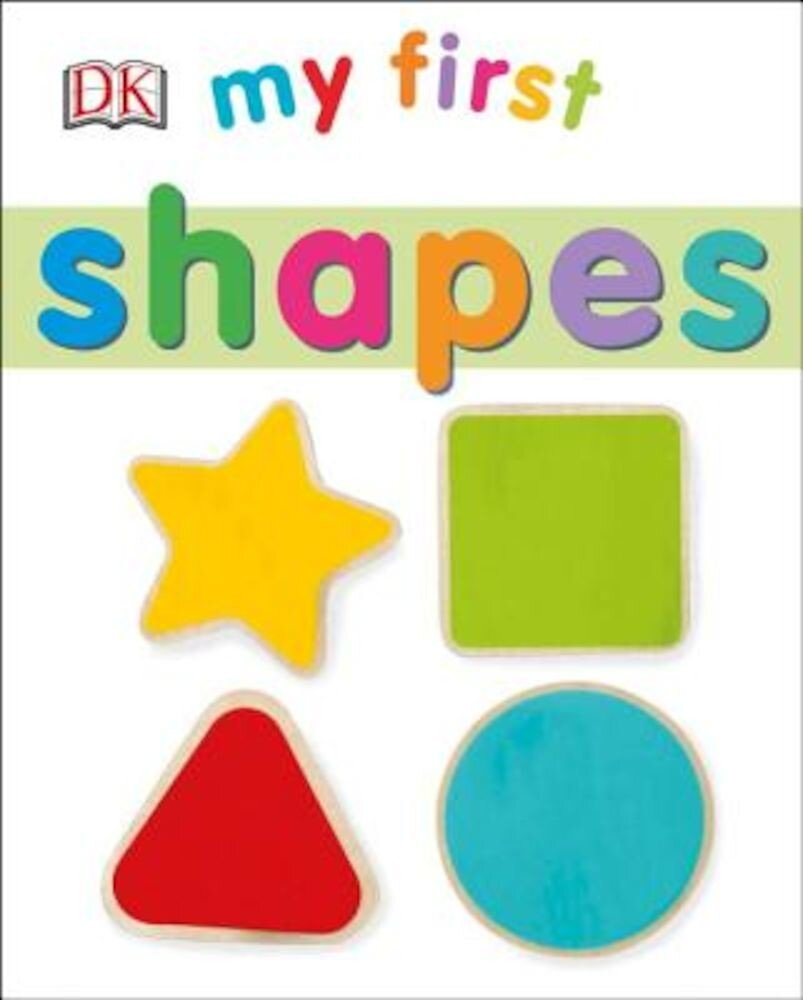 My First Shapes, Hardcover