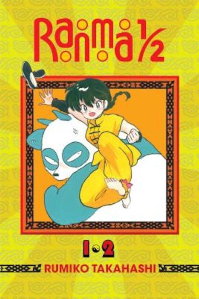 Ranma 1/2, Paperback