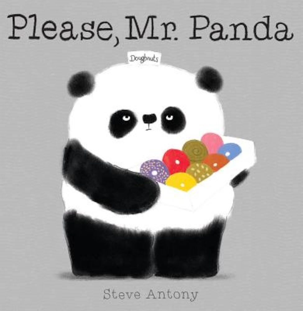 Please, Mr. Panda, Hardcover