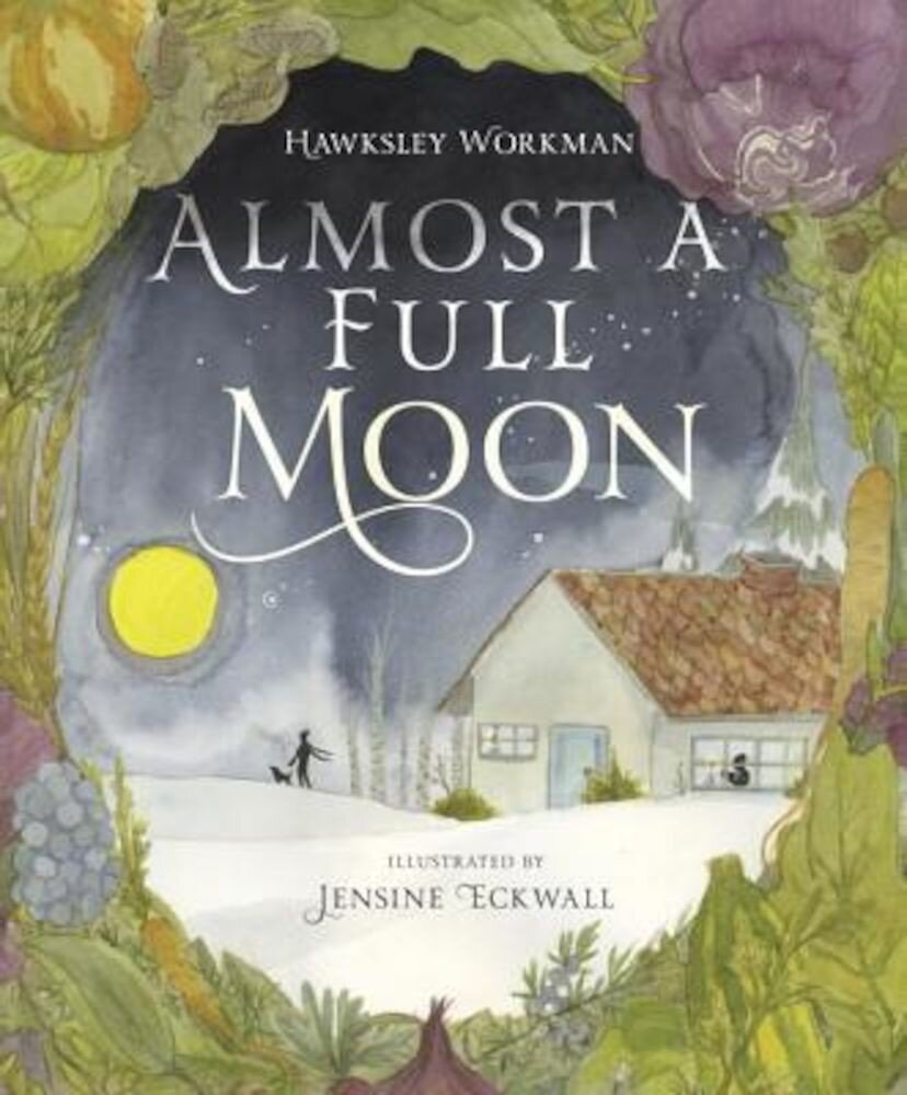 Almost a Full Moon, Hardcover