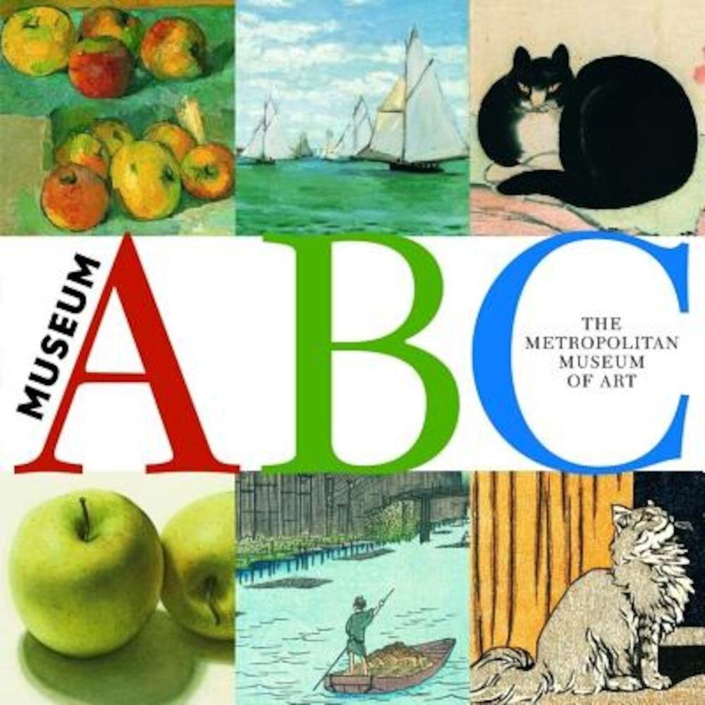 Museum ABC, Hardcover