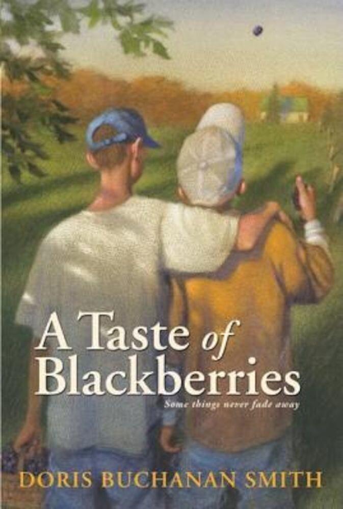 A Taste of Blackberries, Paperback