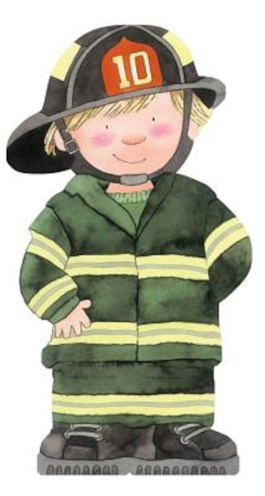 Firefighter, Hardcover