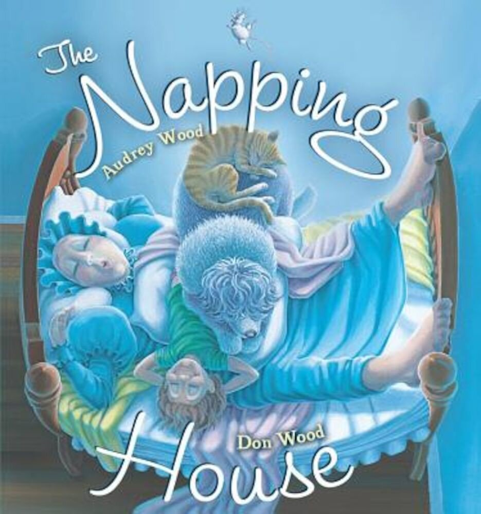 The Napping House Board Book, Hardcover