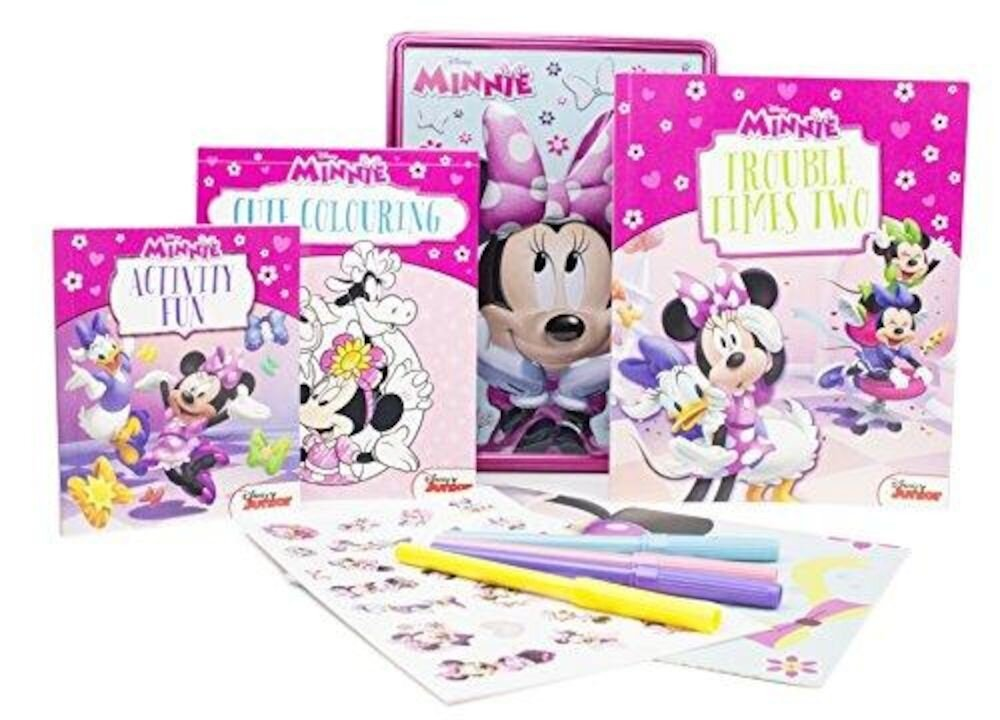 Disney Minnie: Tin
