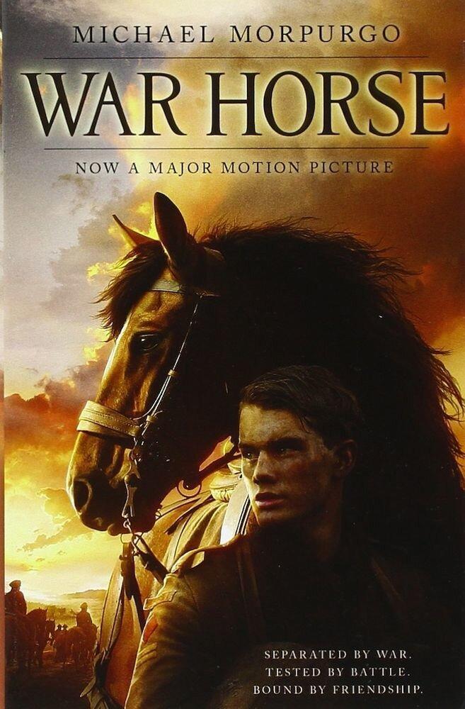 Coperta Carte War Horse