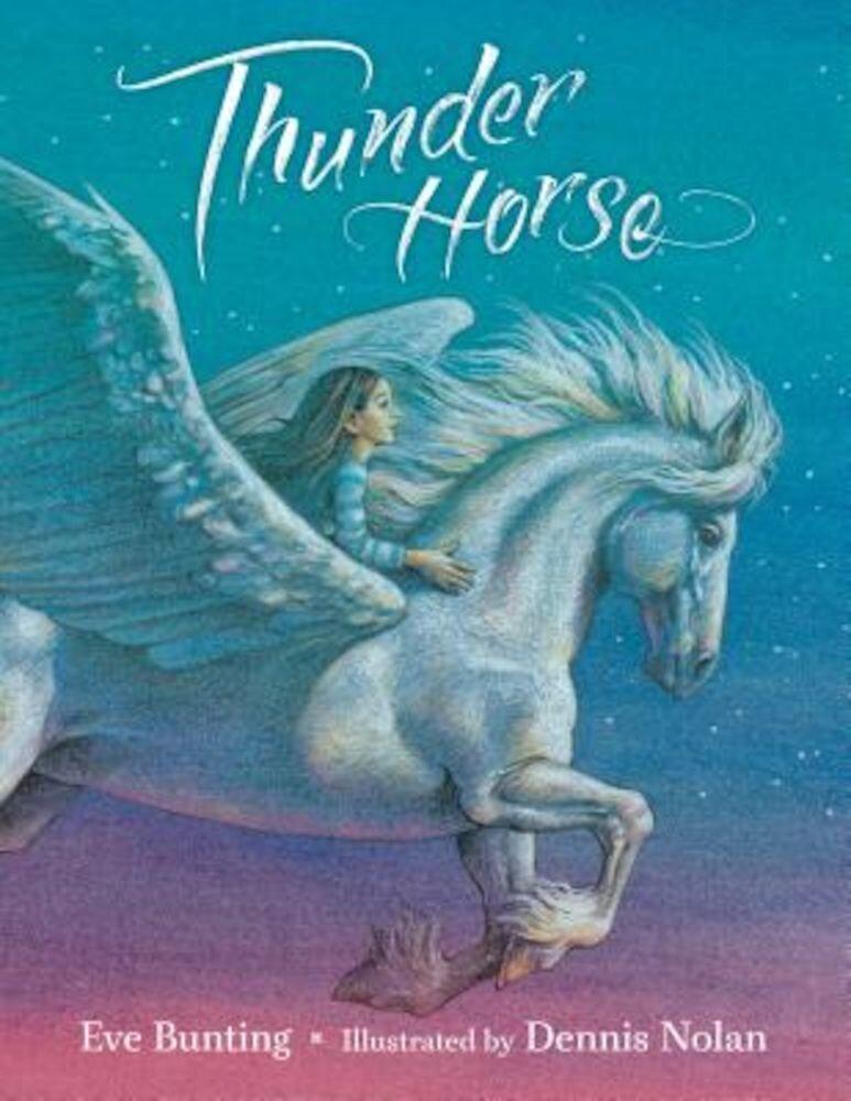 Thunder Horse, Hardcover