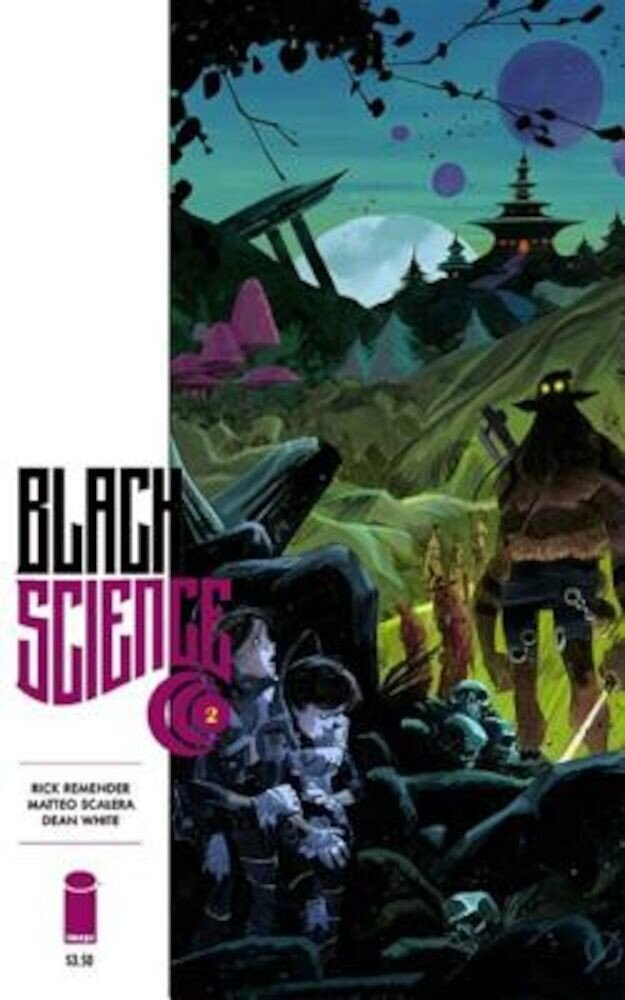 Black Science, Volume 2: Welcome, Nowhere, Paperback