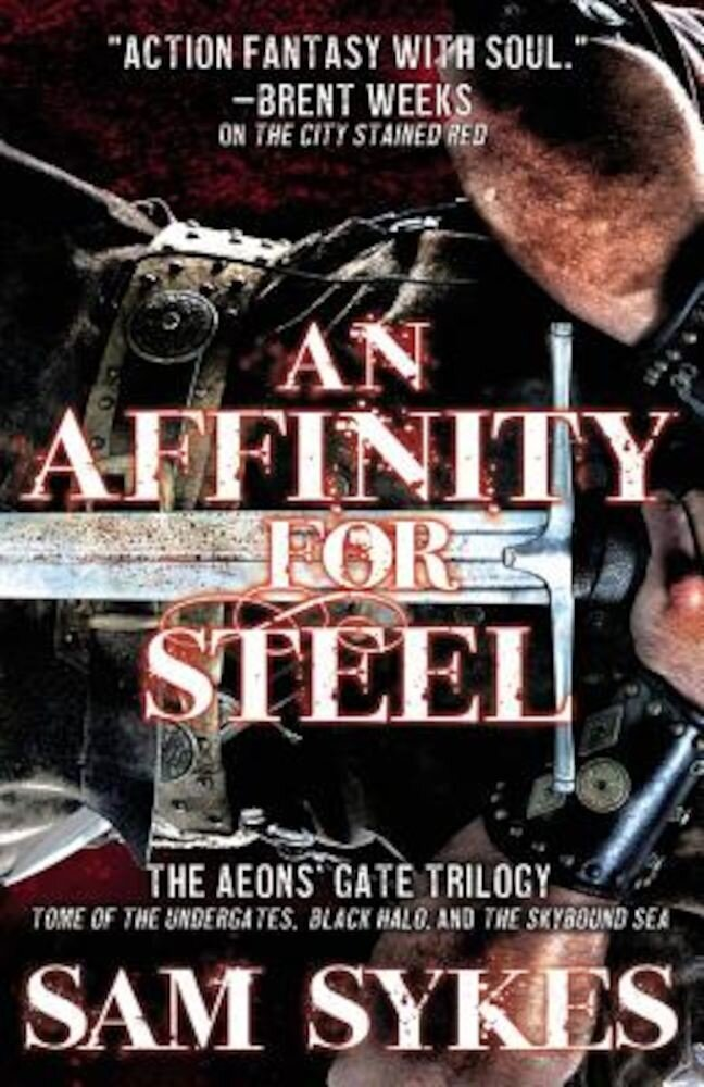 An Affinity for Steel: The Aeons' Gate Trilogy, Paperback